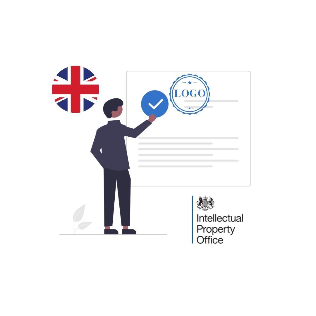 registrar marca en uk